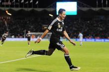 La Liga: Real Madrid win 4-2 thriller at Celta Vigo to stay in title hunt