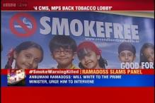 Former health minister slams delay in introducing pictorial warnings on tobacco products
