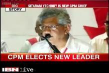 Sitaram Yechury succeeds Prakash Karat
