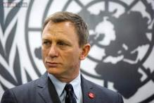 UN gives 'James Bond' star Daniel Craig a 'license to save'