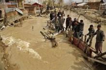 Flood fears diminish in Kashmir valley