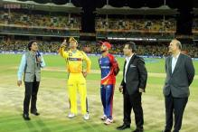 In pics: Chennai Super Kings vs Delhi Daredevils, IPL 8, Match 2