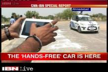 Two scientists from Gujarat make driverless car in 28 days