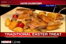 Watch: Traditional Italian recipe for Easter festivities