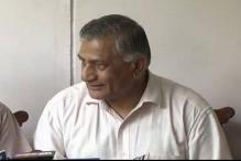 General VK Singh apologises to media with a caveat