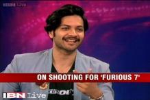 e Lounge: Ali Fazal talks about 'Furious 7'