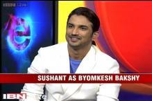 e Lounge Unwind: In conversation with Sushant Singh Rajput on 'Detective Byomkesh Bakshi!'