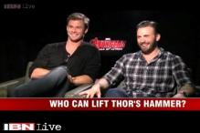 e Lounge: In conversation with the stars of  'Avengers: Age of Ultron'