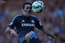 EPL: Cesc Fabregas strikes late as Chelsea beat QPR 1-0