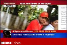 Telugu actress uses Facebook to identify men who harassed her