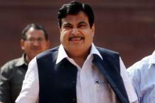 Nitin Gadkari hits out at Congress for opposing land bill