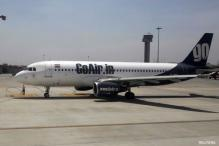 GoAir plane hit by bird at Kolkata airport