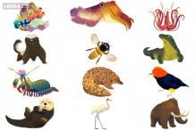 Google Earth Day quiz results: Pangolin, honey badger, cuttlefish, mantis shrimp, komodo dragon, woolly mammoth