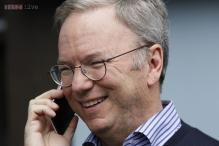 Google paid chairman Eric Schmidt $109 million pay package in 2014
