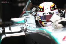 Lewis Hamilton tops Friday practice at Chinese Grand Prix