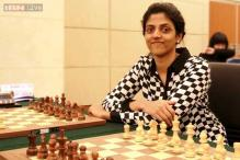 Harika wins silver, bronze for Koneru Humpy at the World Chess Championship