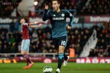 Eden Hazard wins England's PFA player of the year award