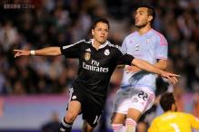 I enjoy playing for Real Madrid: Javier 'Chicharito' Hernandez
