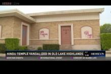 US: Temple vandalised with blasphemous graffiti in Texas