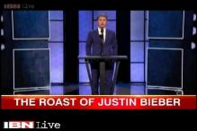 Hollywood minute: Comedy Central's roast of Justin Bieber