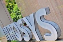 Infosys Q4 profit up 3.5 per cent; lags estimates