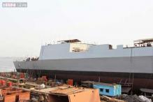 Navy's new stealth destroyer INS Visakhapatnam to be launched in Mumbai today