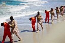 Video shows Islamic State militants killing Ethiopian Christians in Libya