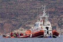 Shipwreck corpses brought ashore in Malta, another boat sinks off Greece