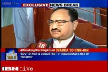 Tobacco lobby: Will go by parliamentary panel, says Health Minister