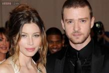 It's a boy for Justin Timberlake and Jessica Biel
