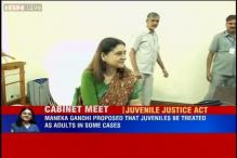 Cabinet will take up Juvenile Justice Bill for discussion today, say sources