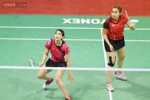 Jwala Gutta-Ashwini Ponnappa reach 2nd round of Singapore Open Super Series