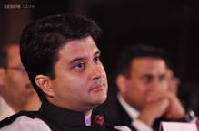 Sand mafia rules the roost in Madhya Pradesh: Jyotiraditya Scindia
