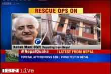 Nepal earthquake: We are still getting the aftershocks, says Kanak Mani Dikshit