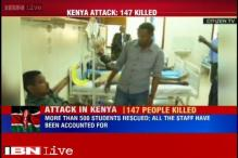 147 people killed in Kenya's Garissa University attack, over 70 injured