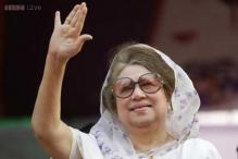 Shots fired at Bangladesh opposition leader Khaleda Zia's car