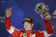 Ferrari boss hails Kimi Raikkonen's return