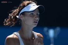 Elizaveta Kulichkova defeats Kaia Kanepi at Katowice Open