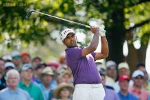 Masterful first round by Lahiri; lies 18th on debut at Augusta