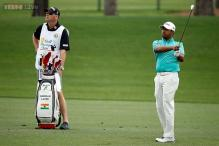Late bogeys push Anirban Lahiri down at Shell Houston Open in Texas