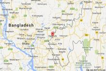 Woman suffers heart attack after quake in Tripura village