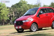 Mahindra e2O electric car prices reduced by up to Rs 1.7 lakh; now start at Rs 4.99 lakh