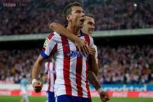 Mario Mandzukic out of Atletico's game against Sociedad