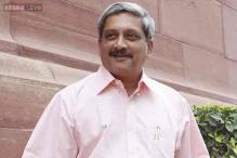 India giving befitting reply to militants: Manohar Parrikar