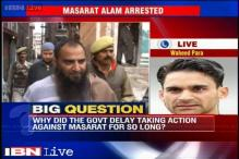Kashmiri separatists are not Pakistanis, they are Indians, says PDP on Masarat Alam arrest