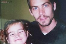 Paul Walker's daughter Meadow shares throwback photograph