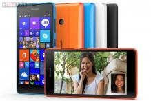 Microsoft Lumia 540: Microsoft launches affordable dual-SIM smartphone with 5-inch display, 8MP camera