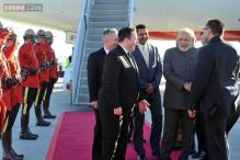 Modi reaches Canada for three-day trip, to focus on energy, trade, technology