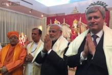 Hinduism a way of life, Sikhs related to me by blood, says Modi in Vancouver