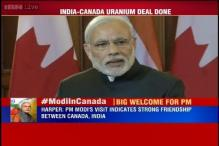 Canada to supply uranium to India for its civil nuclear plants for next 5 years